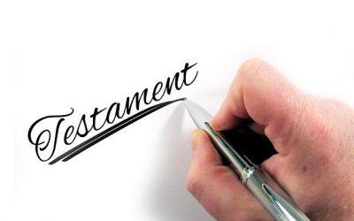 Cómo realizar la adjudicación de herencia o apertura del testamento